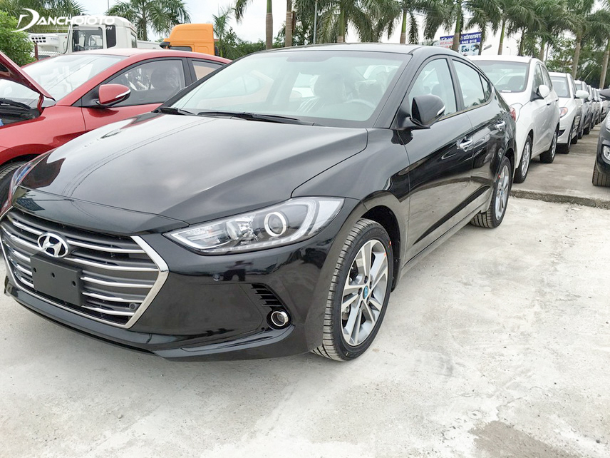 Performance of the old Elantra 2016 is relatively stable and smooth