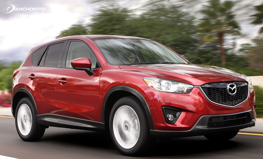 Buying a 5-seater car with a height of 600 million, a 2014-2015 Mazda CX-5 is the most worthwhile suggestion
