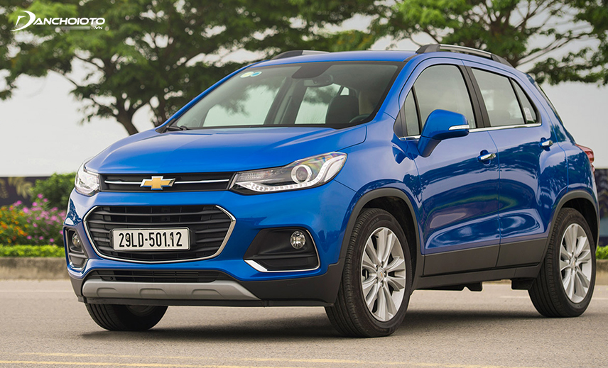 If you want to buy a new, smaller SUV, you can choose the 2017 Chevrolet Trax