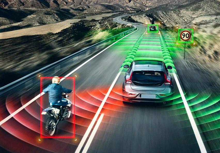 Nguyên lý hoạt động của công nghệ xe ô tô tự lái