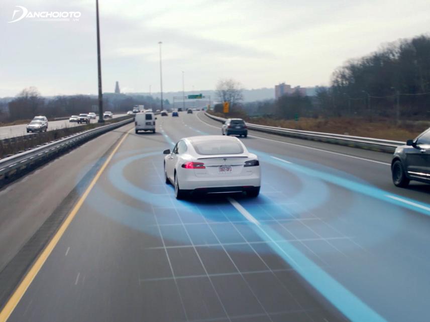 Xe ô tô tự lái không còn quá xa vời