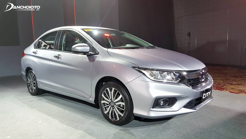 The integrated modes on Honda City 2018 are both the same
