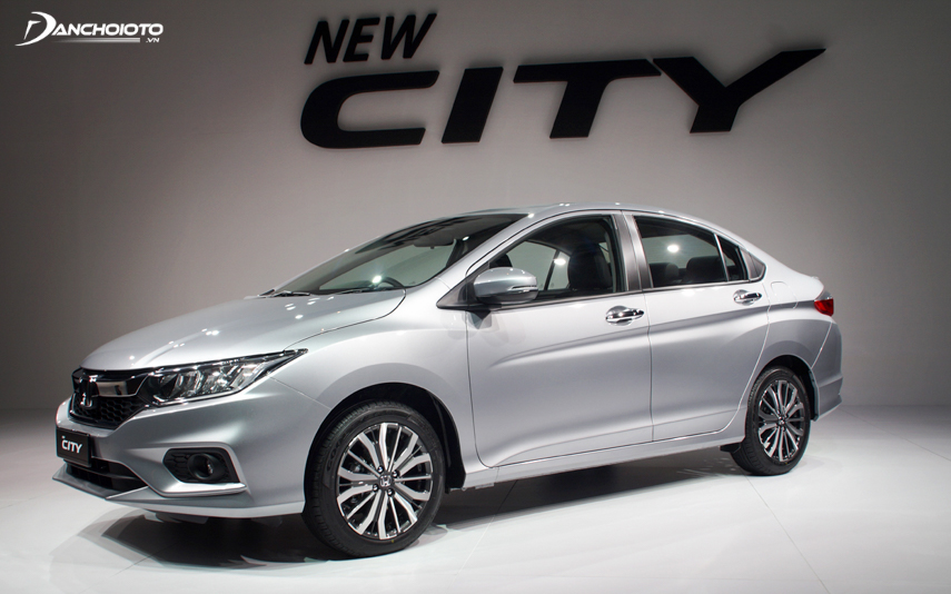 City TOP for better fuel economy than the regular City