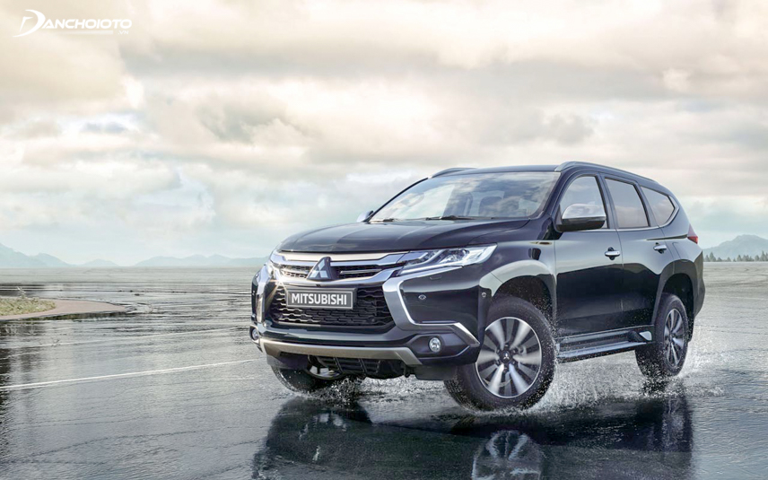 Cross-country ability helps Pajero Sport become unmatched in the segment