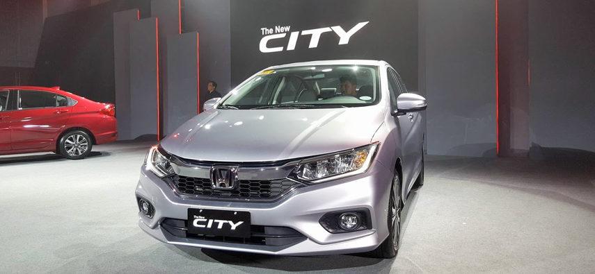 Nên mua Honda City hay Honda City TOP 2018?