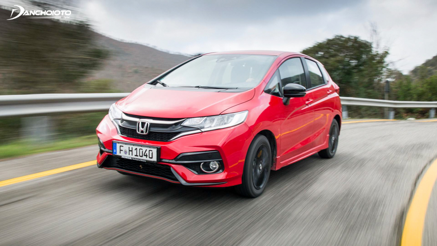 The design of the Honda Jazz 2018 is quite young with young people