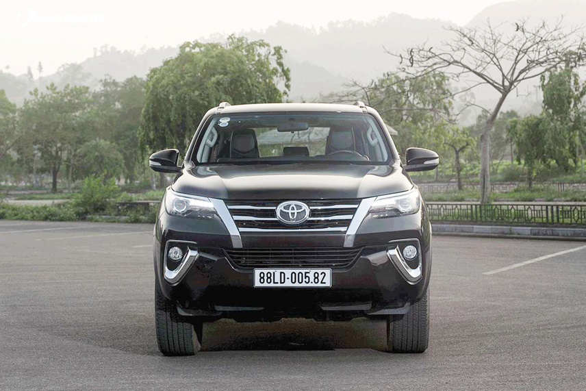 Toyota Fortuner has always been the wisest choice of Vietnamese families
