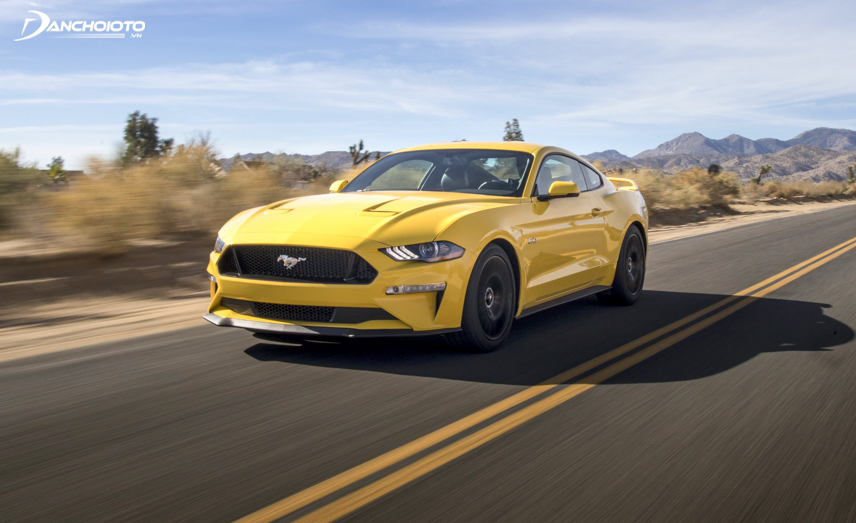 In terms of safety - the 2018 Ford Mustang is rated as equivalent to the 2017 version