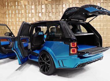 """Đánh giá xe Range Rover Autobiography: SUV sang """"hàng khủng"""" có gì?"""