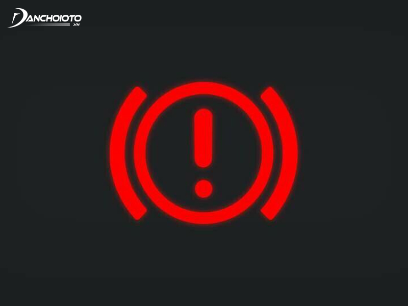 Brake warning lights