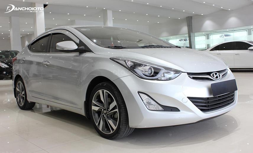 """Hyundai Elantra 2019 - 2020 được thiết kế theo ngôn ngữ mới """"Sensual Sportiness"""""""