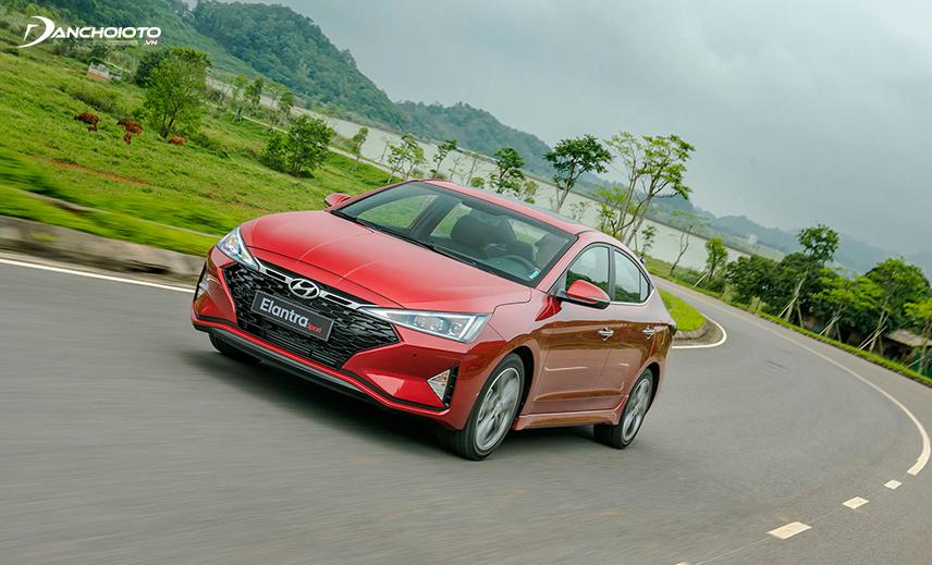 Hyundai Elantra Sport 1.6L hiện là phiên bản có hiệu suất mạnh nhất trong phân khúc xe hơi sedan hạng C