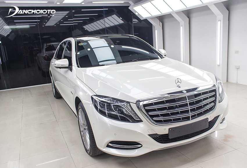 Mercedes Maybach S400 4MATIC