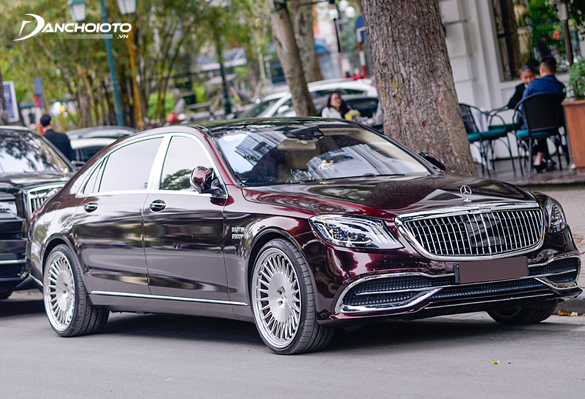 Mercedes Maybach S500 4MATIC