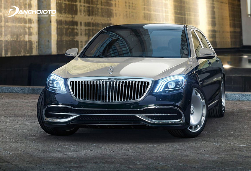 Mercedes Maybach S650 4MATIC