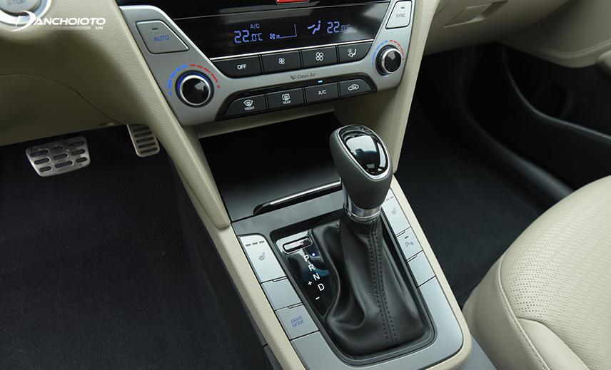 Một vài trường hợp xe Hyundai Elantra bị lỗi vào số bị giật cục