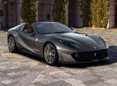 Siêu ngựa Ferrari 812