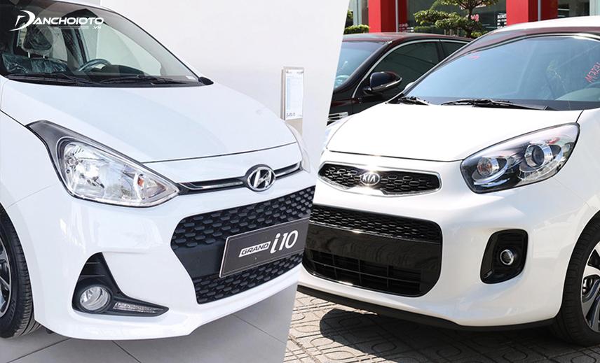 So sánh Kia Morning và i10, Kia Morning vượt trội hơn với một số trang bị