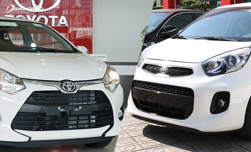 So sánh Kia Morning và Toyota Wigo, Morning vượt trội về trang bị còn Wigo hơn về trải nghiệm vận hành