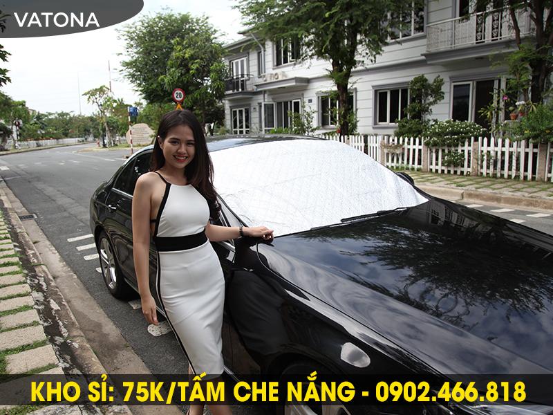 Tấm Che nắng xe ô tô