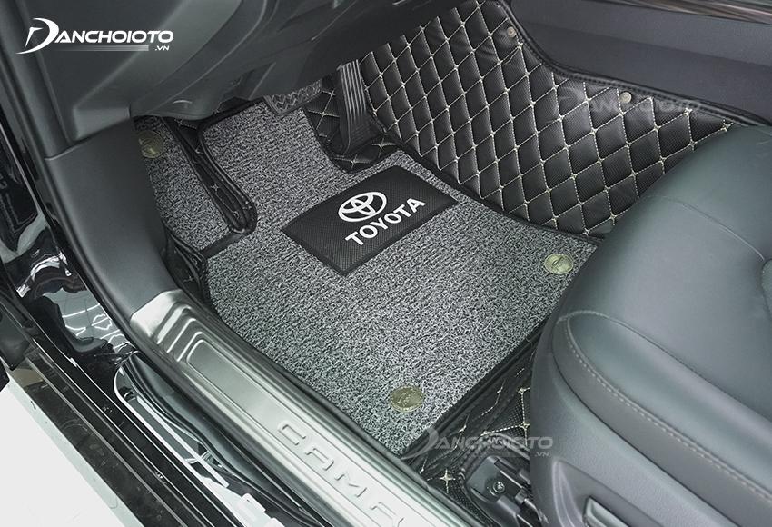 Thảm lót sàn Toyota Camry