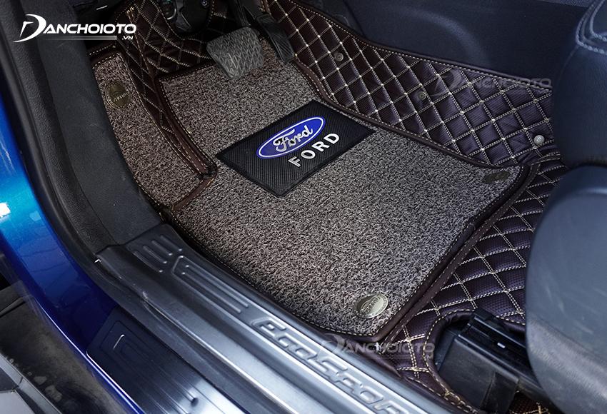 Thảm lót sàn Ford Ecosport