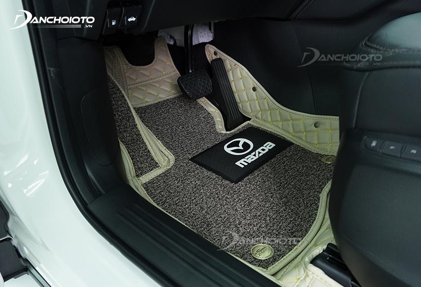 Thảm lót sàn Mazda CX-5