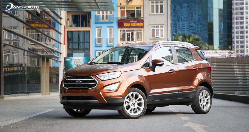 The American looks of Ecosport 2018
