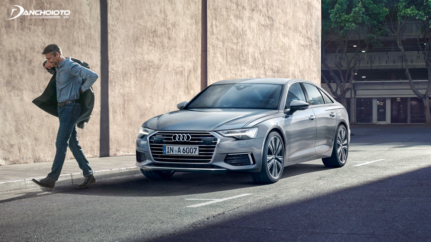 The Audi A6 has many modern safety packages