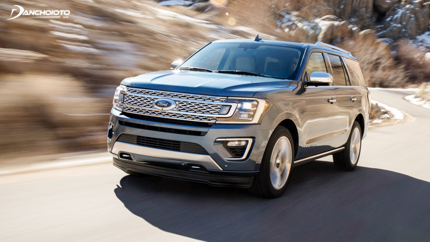 Ford Expedtion 2018
