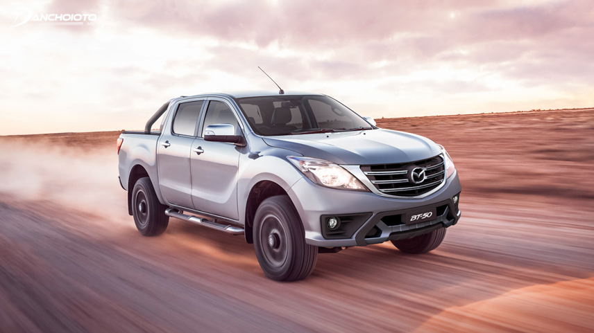 2018 Mazda BT-50 has outstanding performance