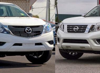 Mazda BT-50 2018 và Nissan Navara 2018: Đâu là mẫu bán tải dành cho người Việt?