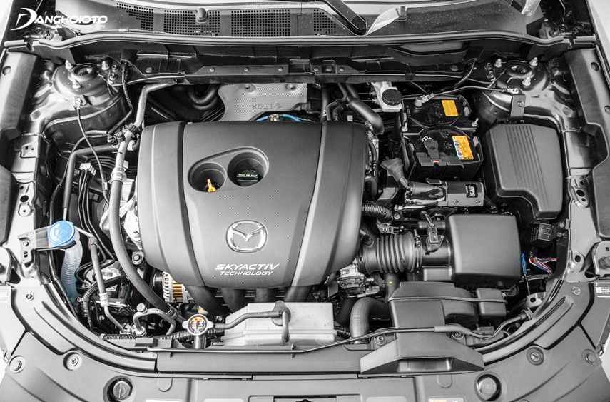 2018 Mazda CX-5 is equipped with 2 different engine options