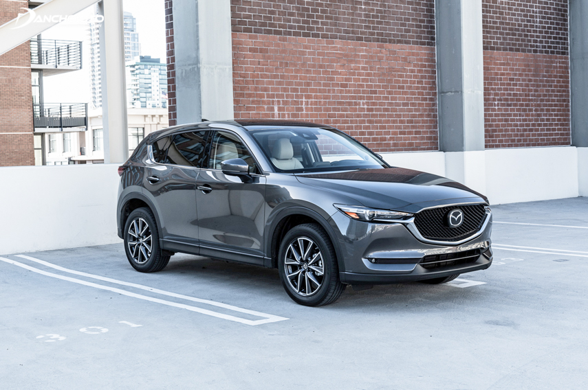 2018 Mazda CX-5 is equipped with many advanced safety functions
