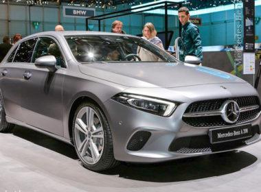"""Mercedes-Benz A-Class 2019: Nội thất """"hoành tráng"""" chuẩn xe sang"""