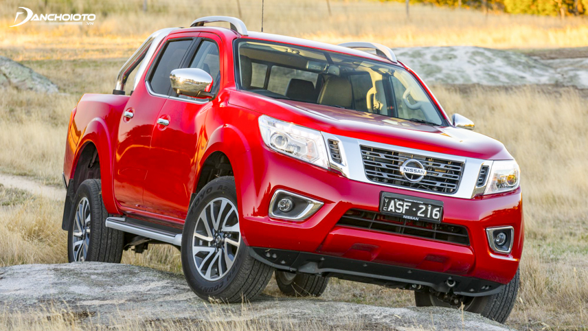 2018 Nissan Navara capable of carrying only 550kg