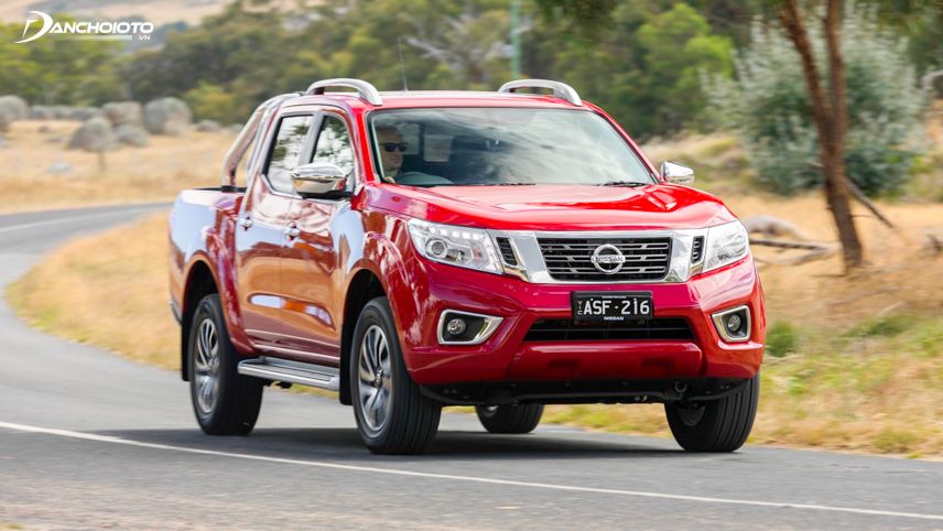The 2018 Nissan Navara is smaller than the 2018 Mazda BT-50