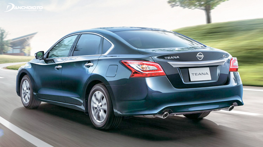 Nissan Teana 2018 is equipped with a more powerful new engine manufacturer
