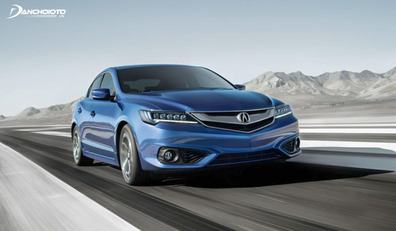 Acura ILX 2018 is in the luxury sedan segment