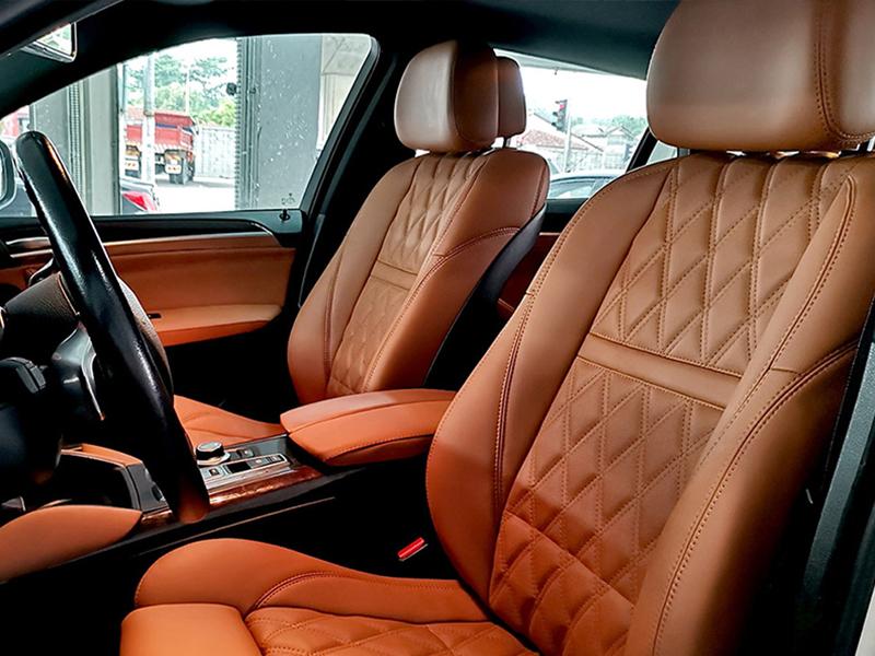 Tư vấn bọc ghế da ô tô - Tất tần tật kinh nghiệm bọc ghế da ô tô