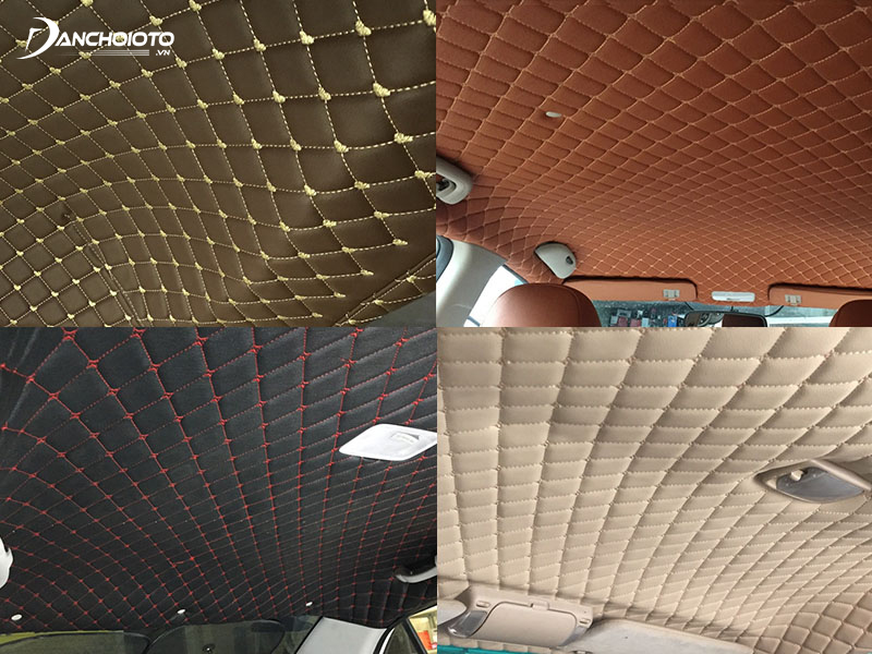 5D, 6D ceiling cover has many different colors and designs to choose from