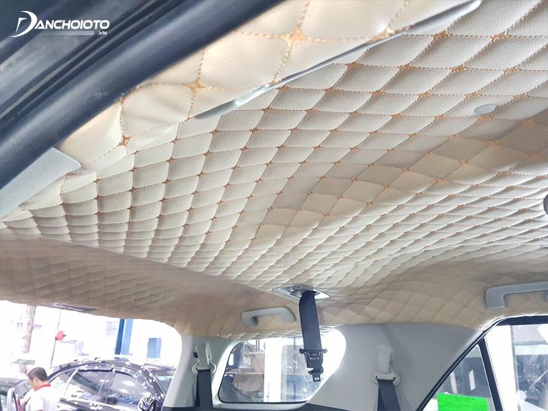 Bọc trần 5D, 6D ô tô