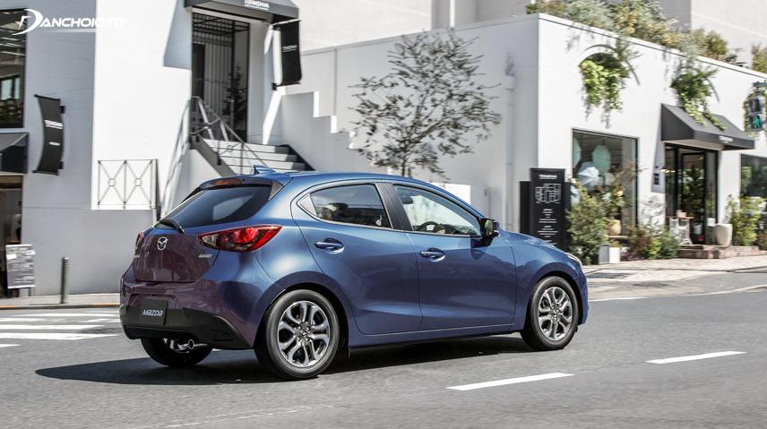 Công nghệ G-Vectoring được sử dụng trên Mazda 2 2018