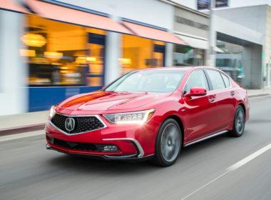 Đánh giá Acura RLX 2018: Sedan hạng sang có nội thất tẻ nhạt