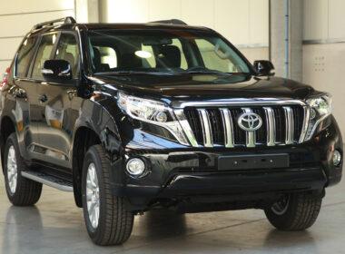 Đánh giá Toyota Land Cruiser Prado