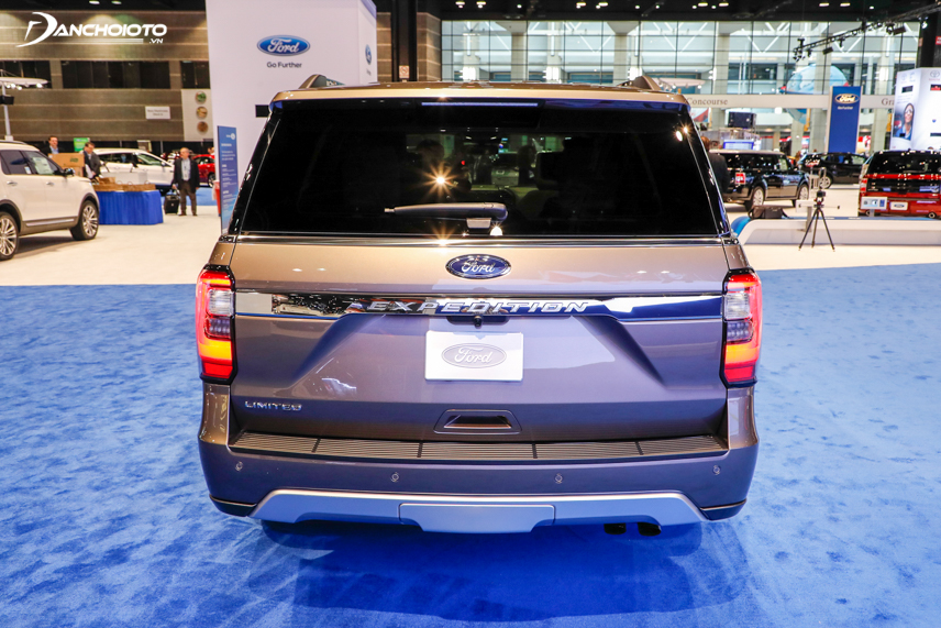 2018 Ford Expedtion
