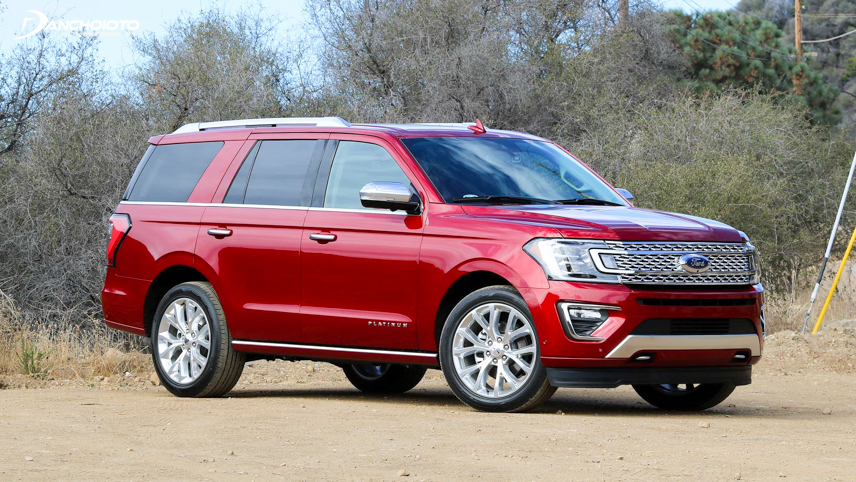 Ford Expedition 2018 is fully equipped with modern safety features