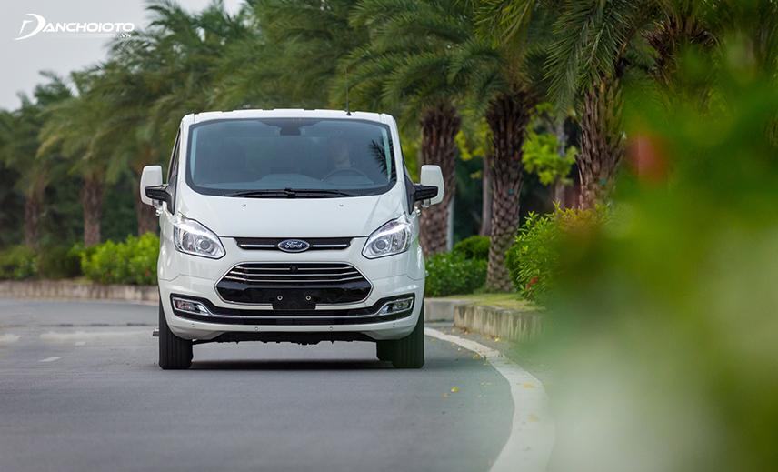 Ford Tourneo khá tiết kiệm nhiên liệu