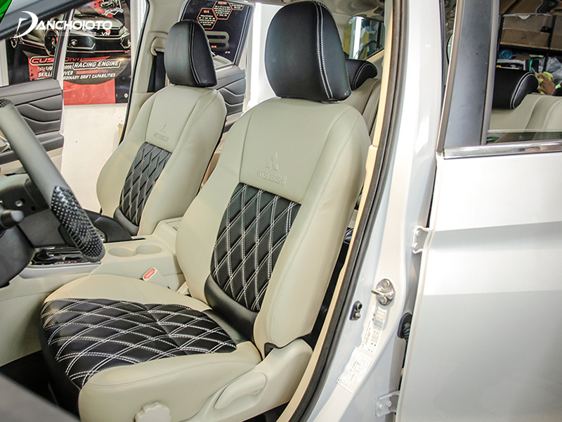 Leather car seats have ventilation, some types of leather also have antibacterial