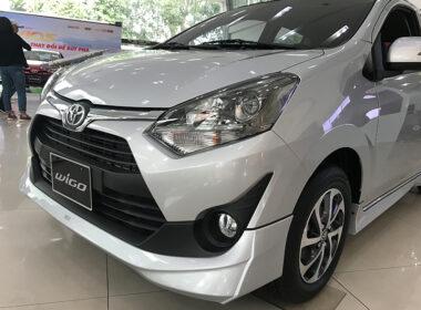 Bảng giá xe Toyota Wigo tháng 11/2019 - Có nên mua Toyota Wigo không?